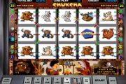 Самый веселый игровой автомат — Чукча
