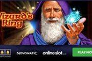 Novomatic представляет волшебный игровой автомат Wizard's Ring