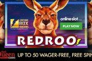 Поразительный игровой автомат Redroo