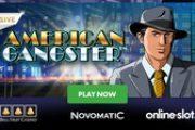 Как одурачить копов? Игровой автомат American Gangster к вашим услугам