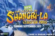 Возвращение в страну Шангри Ла: В сентябре стартует игровой автомат Legend of Shangri La