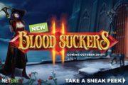 Вампиры возвращаются! NetEnt готов к запуску долгожданного слота Blood Suckers 2