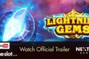 NextGen Gaming представляет игровой автомат Lightning Gems