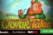 Побывай в Ирландии, играя на игровом автомате Clover Tales