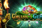 Собирай драгоценности, играя на новом игровом автомате Giovanni's Gems