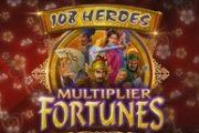 В сентябре стартуют игровые автоматы 108 Heroes Multiplier Fortune и Gnome Wood