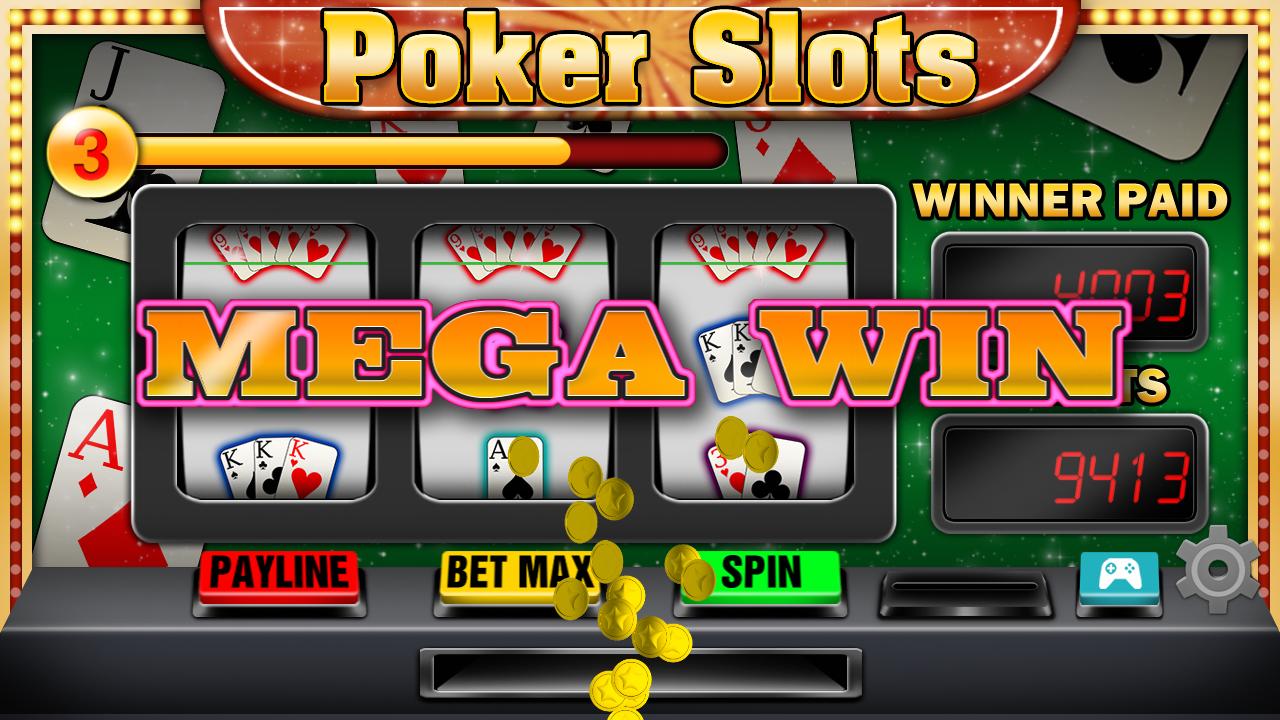 Как играть в покер на игровых автоматах